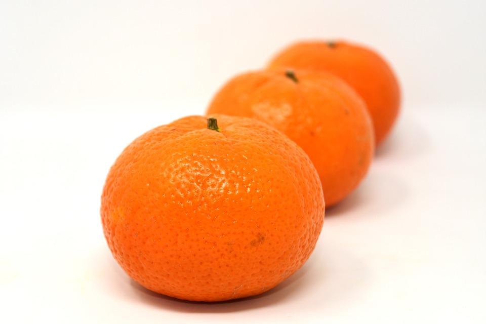 Mandarines, Fruit, à Tes Souhaits, Santé, Fruits