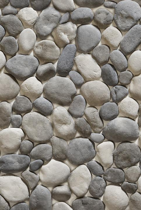 Stones Garden Garden Stones Texture Stone