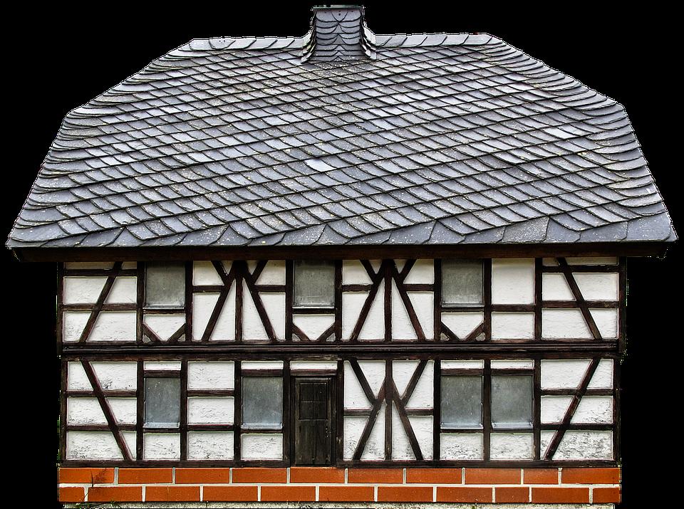 Fachwerkhaus Dach Schiefer · Kostenloses Foto auf Pixabay