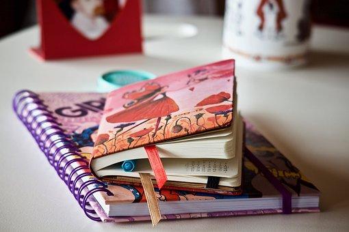 Agenda, Quaderno, Libri, Appuntamento