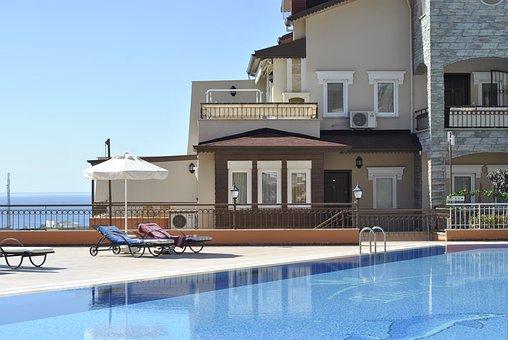 Alanya, Turkey, Luxury, Architecture