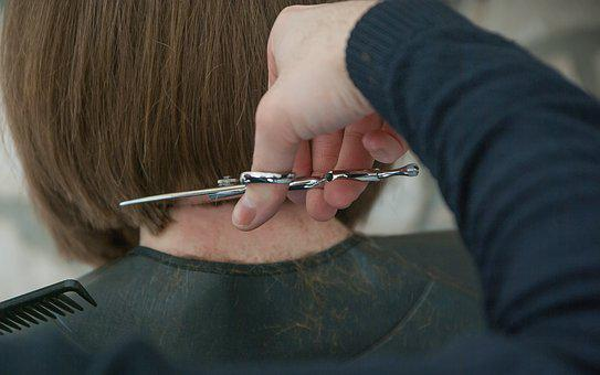 JUST SHUT UP & CUT GOVERNMENT TELLS HAIR SALON STAFF
