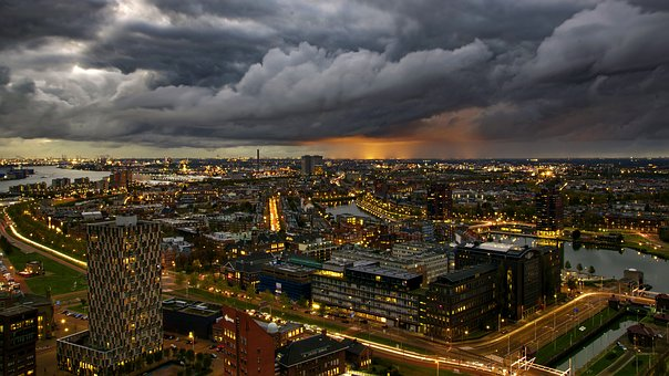 Rotterdam photo pixabay