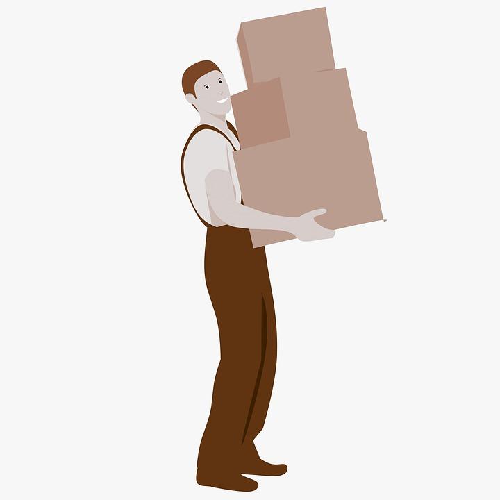 移動ボックス, 発動機, 移動, キャリー, リフト, 徒歩, パッケージ, トランスポート, 移転, 貨物