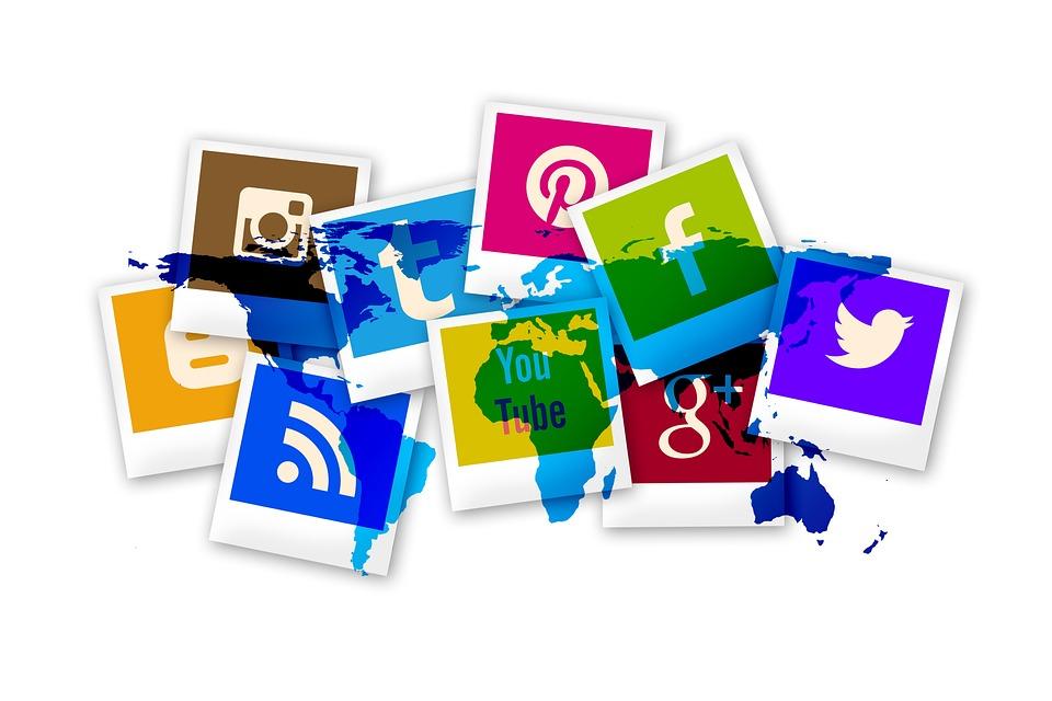 Humanos, Google, Pinterest, Polaroid, Patrón, Social