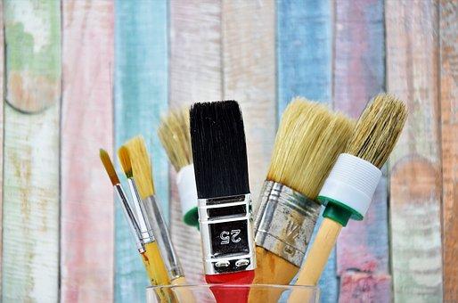 Pinsel Bilder Pixabay Kostenlose Bilder Herunterladen