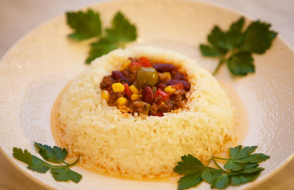 Tjena Kitchen Chili Con Carne Rice - Free photo on Pixabay