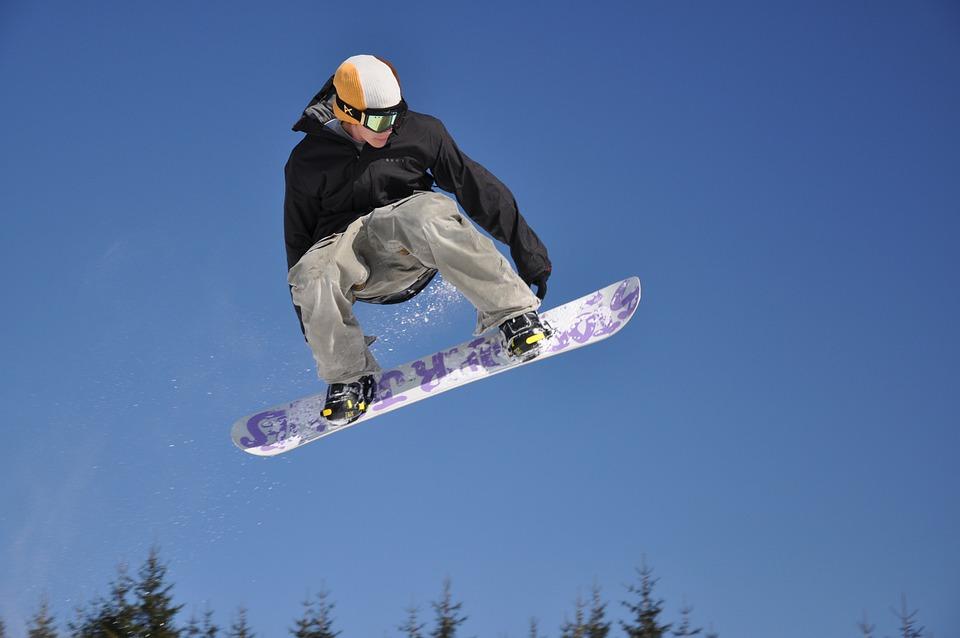 Snowboarding, Sport, Winter, Snowboard