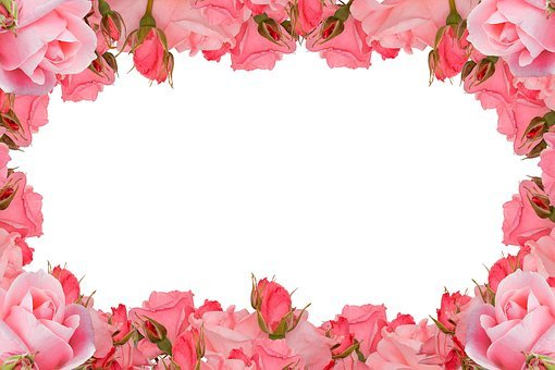 Happy birthday card images pixabay download free pictures roses frame flower rose floral flora bookmarktalkfo Choice Image