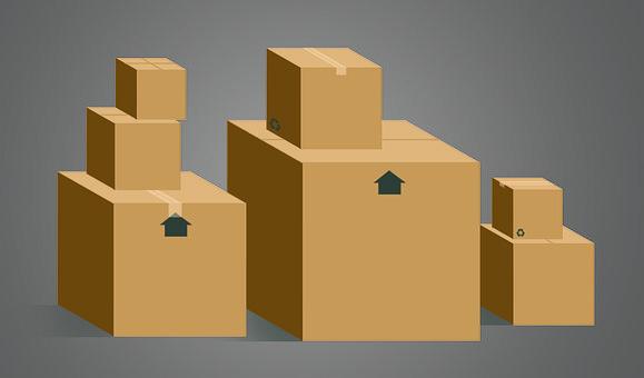 Box, Cardboard, Carton, Container