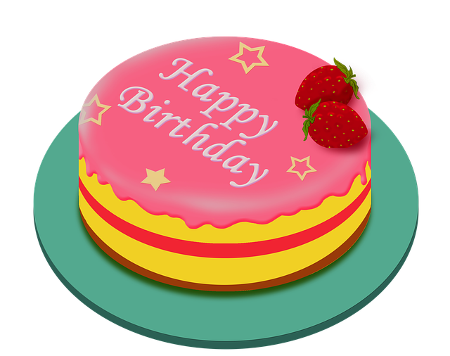 Birthday Cake Happy 183 Free Image On Pixabay