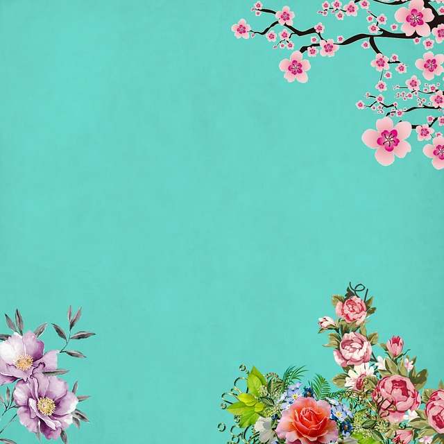 Flower Background Vintage · Free Image On Pixabay