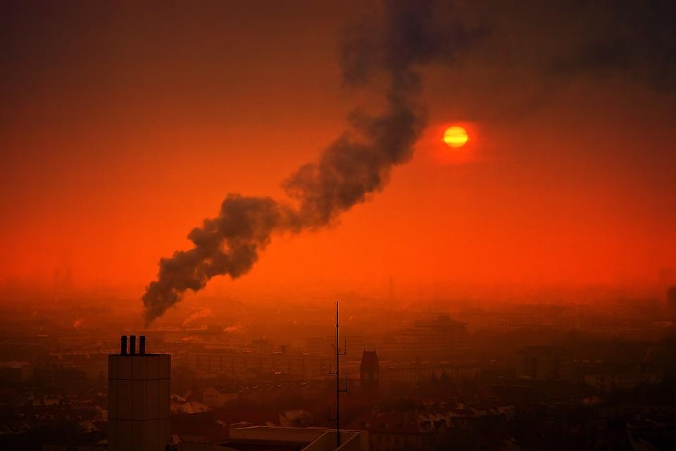 Fumée Pollution Sunset - Photo gratuite sur Pixabay