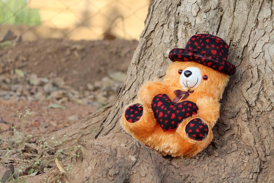 Teddy Bear Image Free Photo On Pixabay