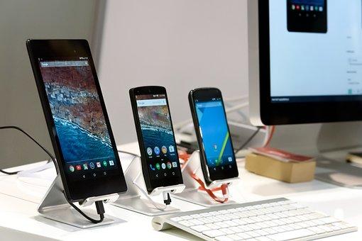 Smartphone, Komputer, Teknologi, Bisnis