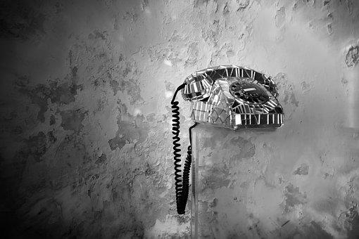 Phone, Call Up, Make A Phone Call