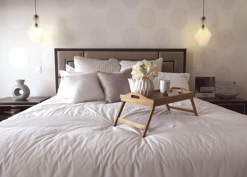 Soveværelse Seng Møbler · Gratis foto på Pixabay