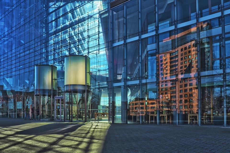 Architettura vetro città · foto gratis su pixabay