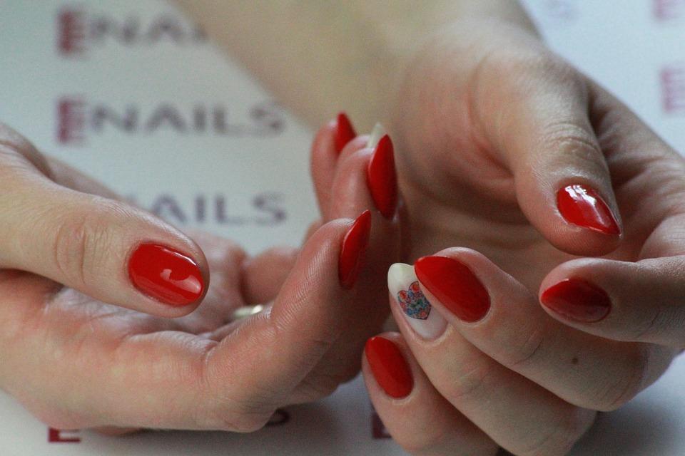 Manicure, Woman, Toenail, The Hand, Beauty Salon, Ease