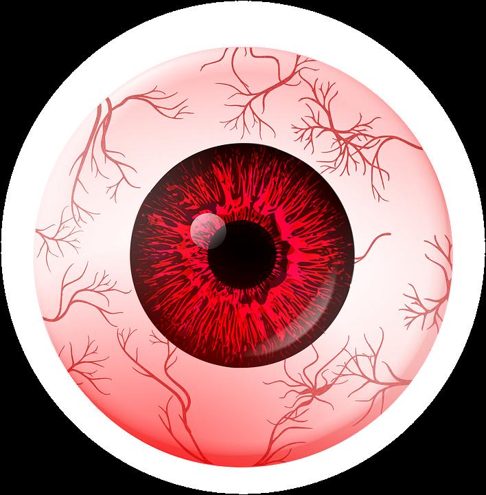 Eye Red Look · Free image on Pixabay