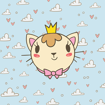 400 Free Cartoon Cat Cat Images Pixabay