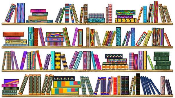 Bookshelf Images Pixabay Download Free Pictures