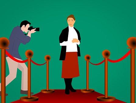 Red Carpet, Actress, Famous, Fame