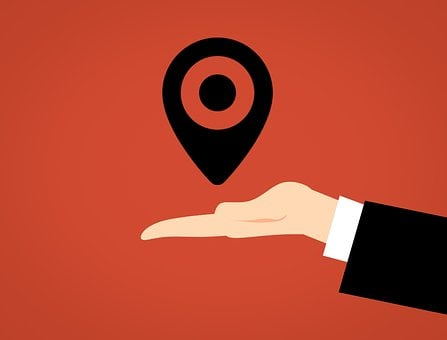Gps Map, Navigation, Gps Icon, Compass