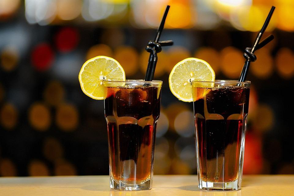 Стакан, Напиток, Коктейль, Алкоголь, Бар, Вечеринка