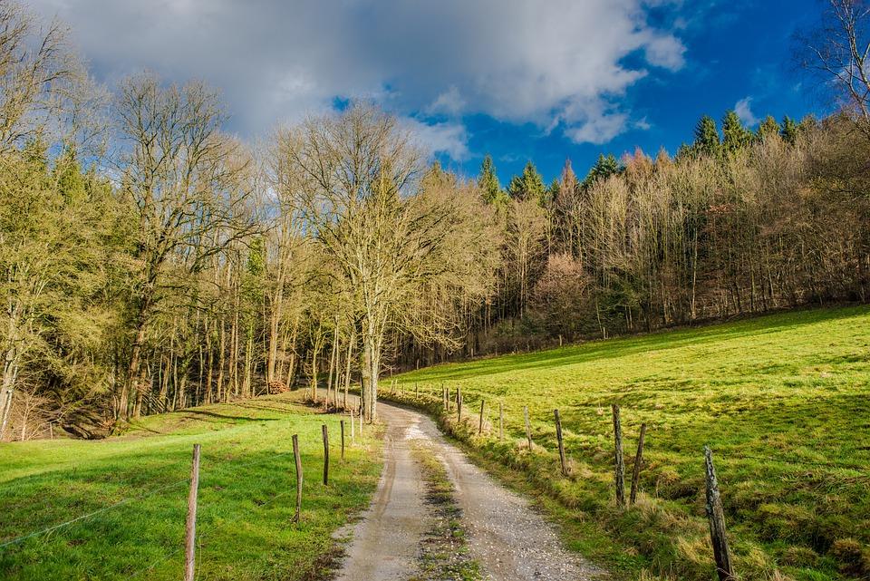 31+ Gambar Panorama Alam Pedesaan - Foto Pemandangan HD