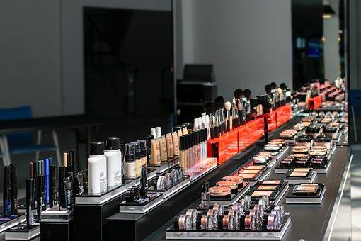 Salon De Beauté, Produits De Beauté