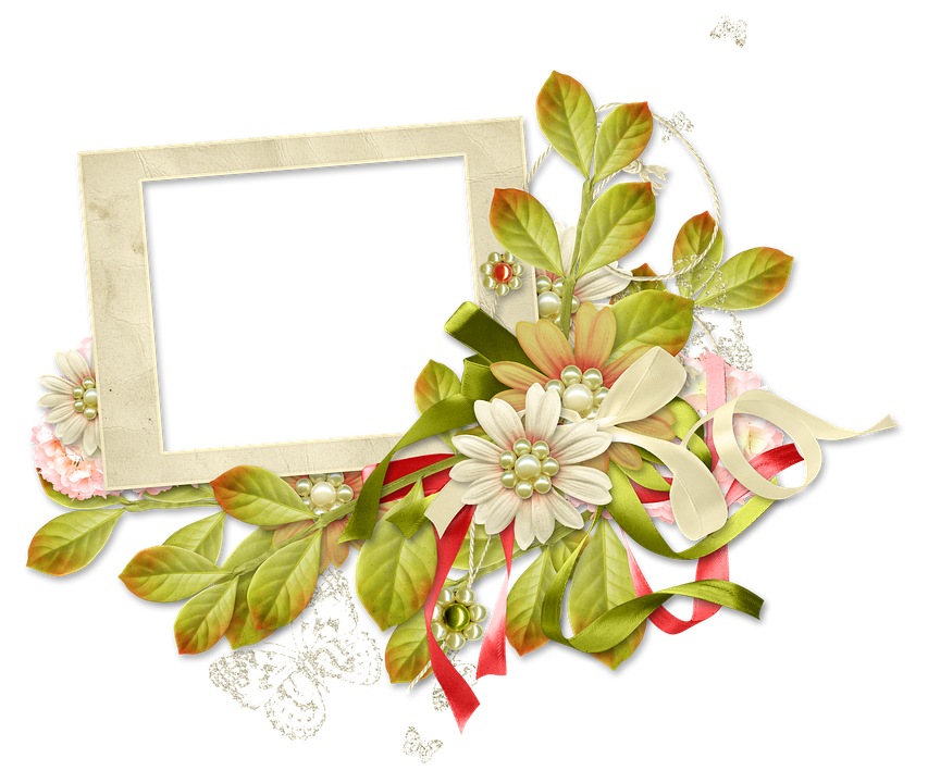 Frame Photo Spring · Free photo on Pixabay