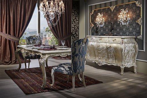 Muebles, Habitación, Home, Silla