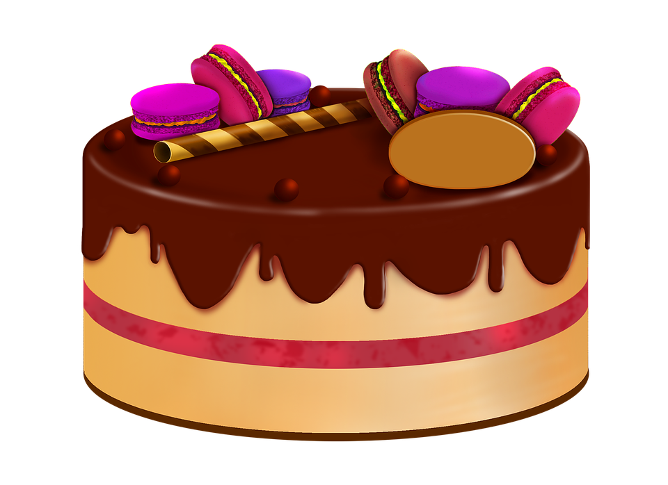 Chocolate Cake Frosting Images