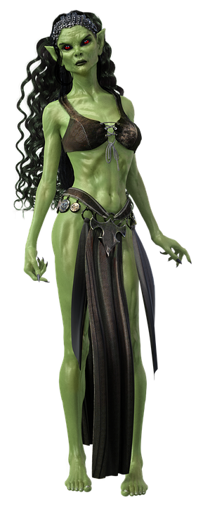 Witch Hag Monster 183 Free Image On Pixabay