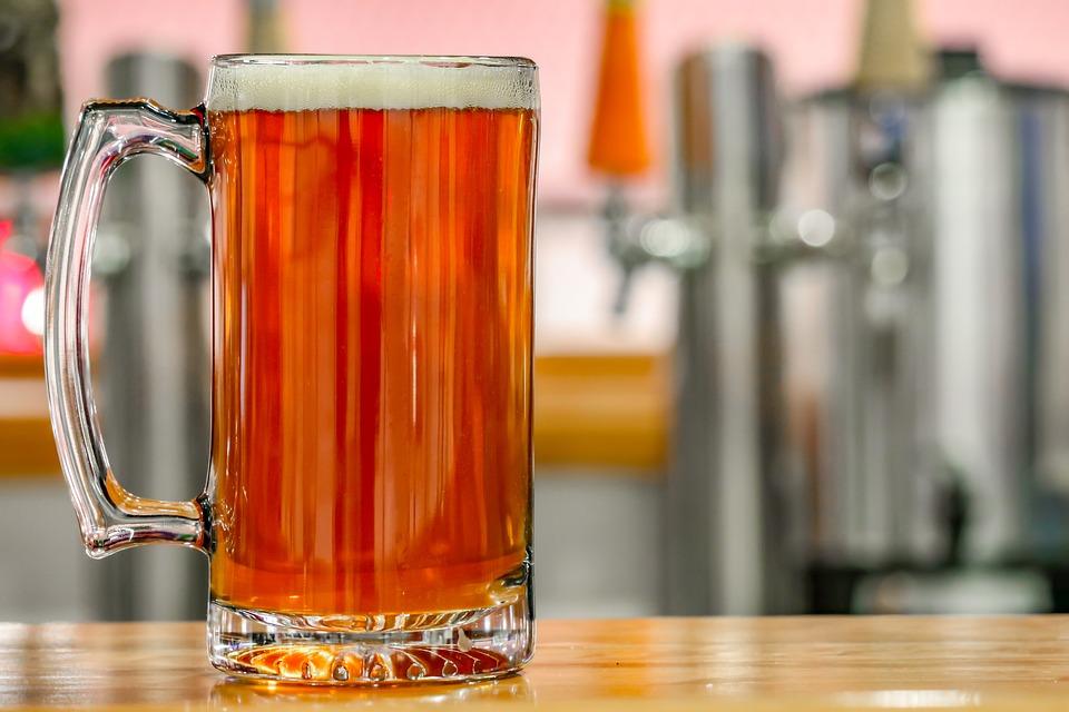 ドリンク, ガラス, ビール, アルコール, バー, マグカップ, 冷, パブ, 液体, 泡, ラガー