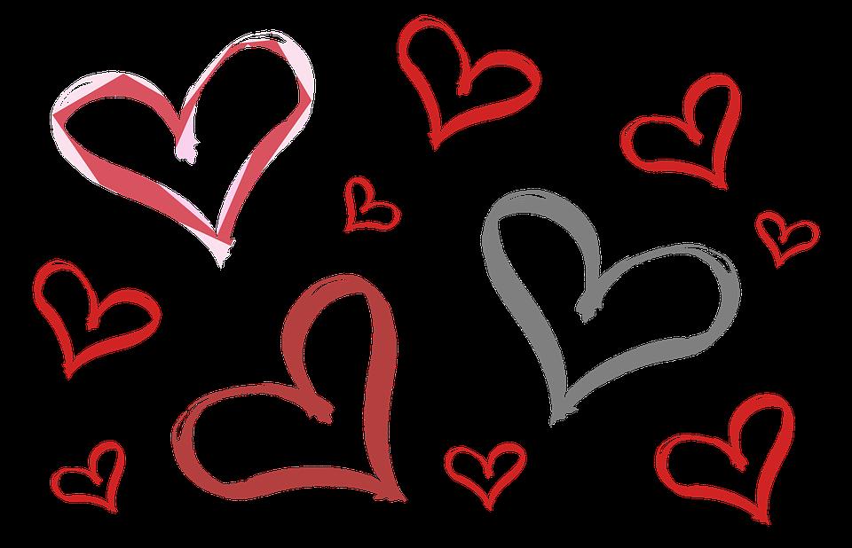 Love Frame Png Transparent Images 1293: 마음 심장 하트 발렌타인 · Pixabay의 무료 이미지