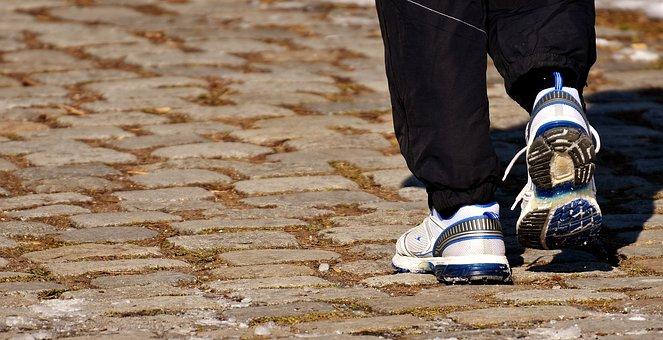 実行, ジョギング, スポーツ, 人, レジャー, スポーティです, ジョガー