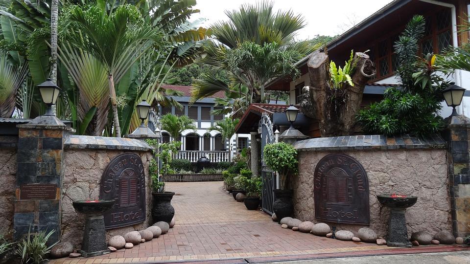 Maison Entree Jardin Photo Gratuite Sur Pixabay