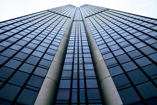 Verre, L'Architecture, Futuriste
