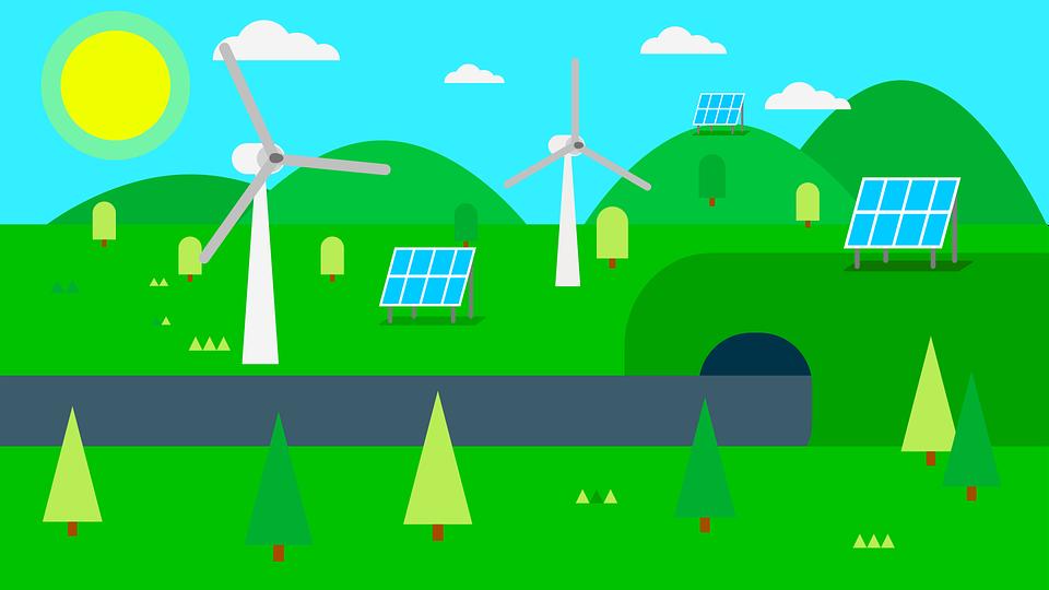 Énergie, Panneau Solaire, Énergie Renouvelable, Sun