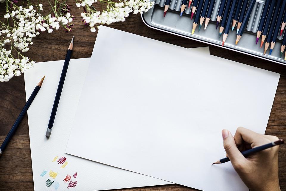 Hârtie, Artă, Artist, Luminos, Closeup, Culoare