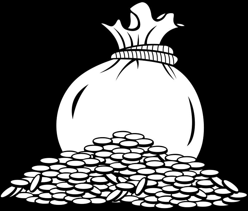 Saco Corda Ouro Grafico Vetorial Gratis No Pixabay