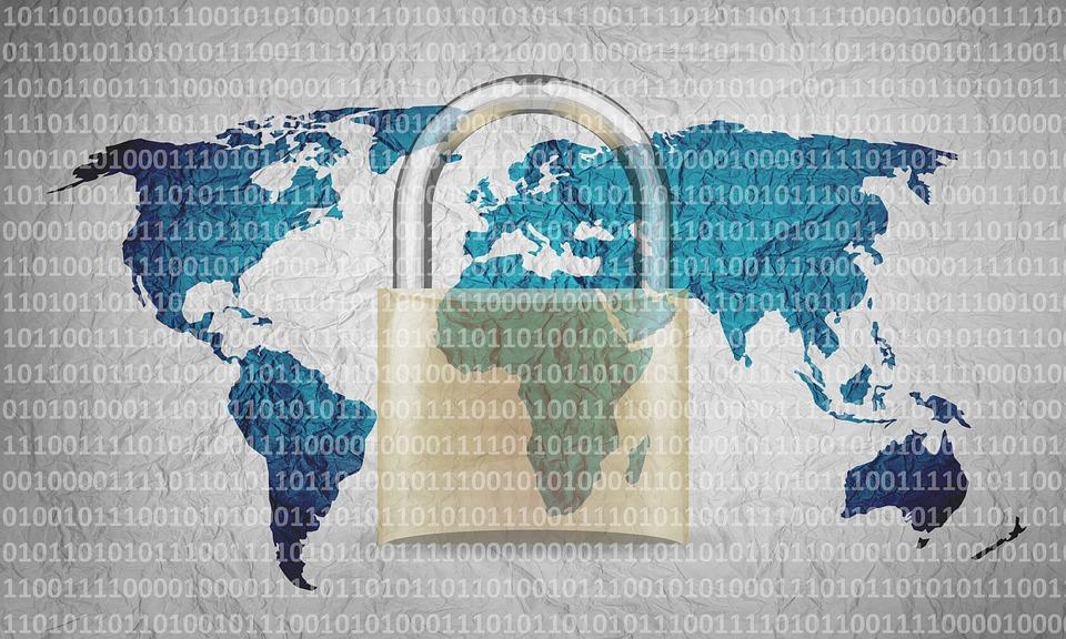 Cybersikkerhet, Hacker, Sikkerhet, Internett