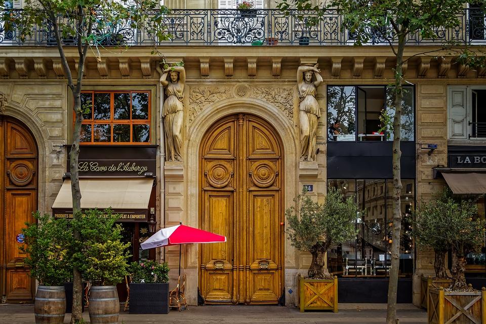Paris, Seine, Architecture