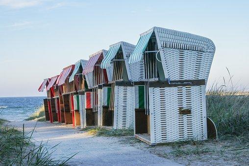 Strandstoel Met Kap.Meer Dan 500 Gratis Afbeeldingen Van Strandstoel En Strand