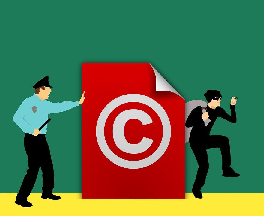 Авторское Право, Кража, Актив, Мешок, Грабитель, Бизнес