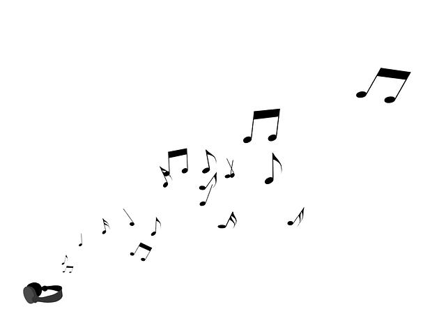 Headphones Music Notes Free Image On Pixabay