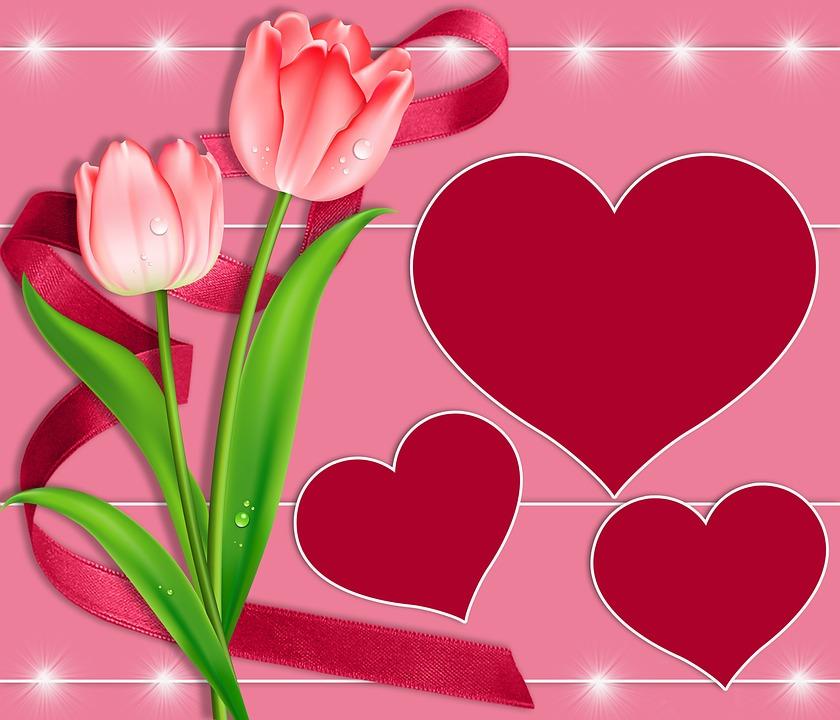 love romantic flower free image on pixabay