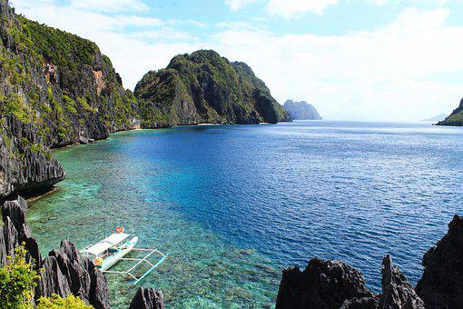 Philippines, El Nido, Coron, Beach
